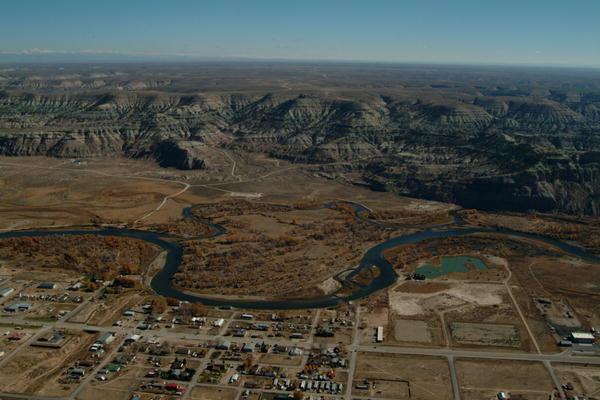 Wyoming Aero Photo Aerial Photography Portfolio